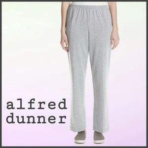 Alfred Dunner Sweet Nothings Terry Pants
